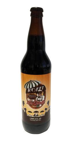 Koffi Porter by La Quinta Brewing Co.