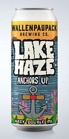 Lake Haze #10, Wallenpaupack Brewing Co.