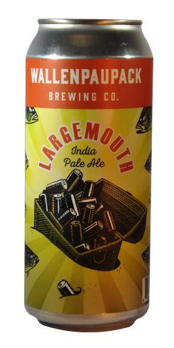 Largemouth IPA, Wallenpaupack Brewing Co.