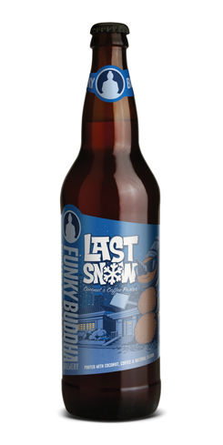 Last Snow by Funky Buddha Brewery