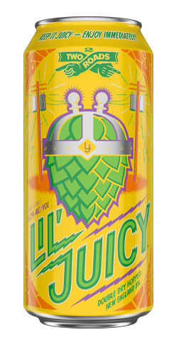 Lil' Juicy, Two Roads Brewing Co.