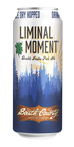 South County Beer Liminal Moment IPA
