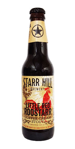 Starr Hill Little Red Roostarr beer