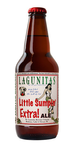 Little Sumpin Extra Beer Lagunitas