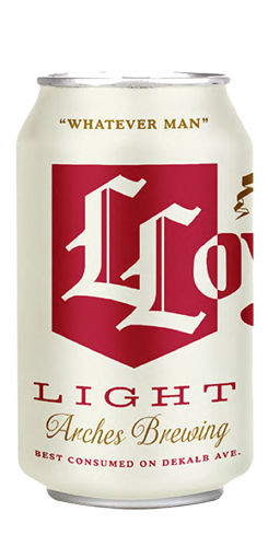 Lloyd's Light, Arches Brewing