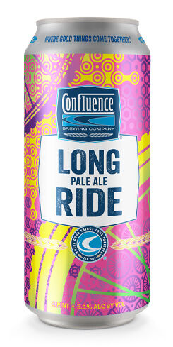 Long Ride Pale Ale, Confluence Brewing Co.
