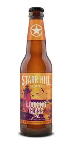 Looking Glass by Starr Hill Brewery