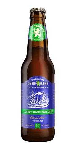 Ommegang Beer Lovely Dark Deep Stout