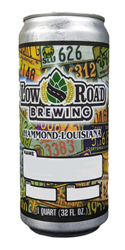 Smooth Operator Peanut Butter Porter, Low Road Brewing
