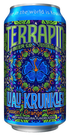 Luau Krunkles by Terrapin Beer Co.