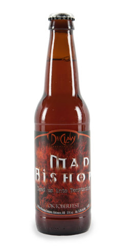 Duclaw Mad Bishop Oktoberfest Beer