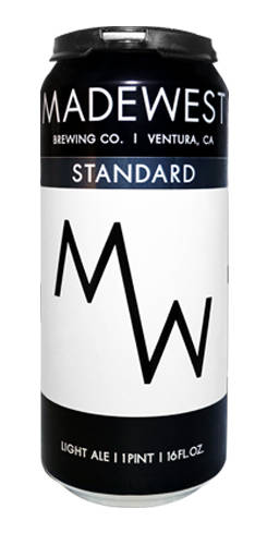 MadeWest Standard, MadeWest Brewing Co.