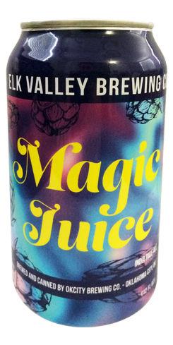 Magic Juice by Elk Valley Brewing Co.