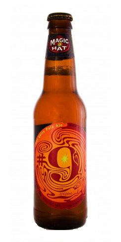 Magic Hat #9 Beer