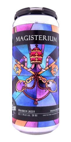 Magisterium Maibock, Church Street Brewing Co.