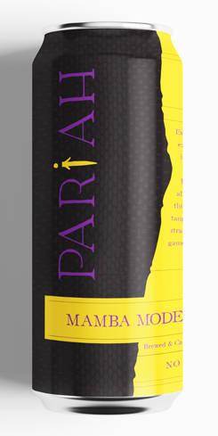Mamba Mode DIPA, Pariah Brewing Co.