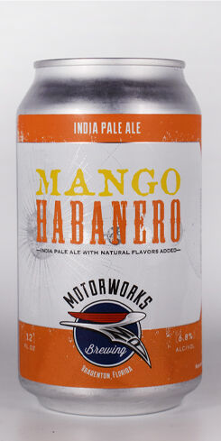 Mango Habanero IPA, Motorworks Brewing