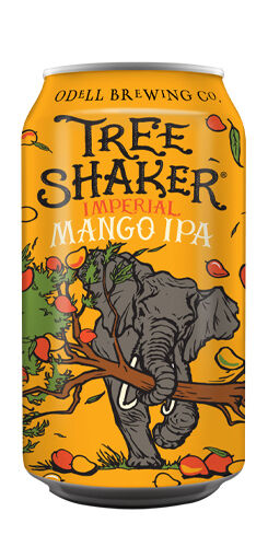 Mango Tree Shaker, Odell Brewing