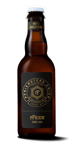 Maple Barrel Aged Barleywine, pFriem Family Brewers