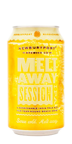 Newburyport Beer Melt Away Session IPA