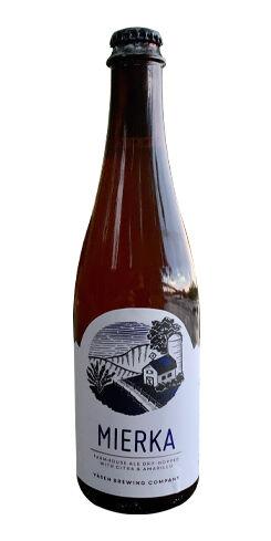 Mierka, Väsen Brewing Co.