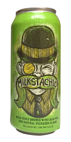 Milkstachio by Hop Butcher For The World, A Beer Company