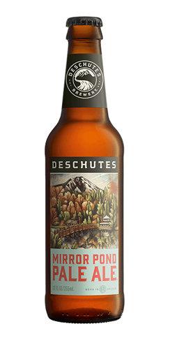 Deschutes Beer Mirror Pond Pale Ale