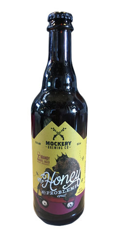 Mo Honey, Mo Problems by Mockery Brewing Co.