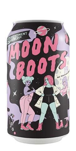 Moon Boots IPA, 21st Amendment Brewery