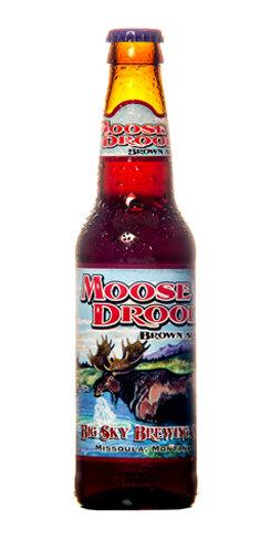 Moose Drool Big Sky Beer