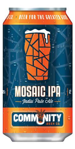 Mosaic IPA, Community Beer Co.