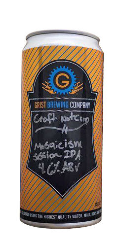 Mosaicism by Grist Brewing Co.