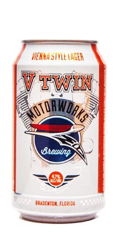 V Twin Motorworks Beer