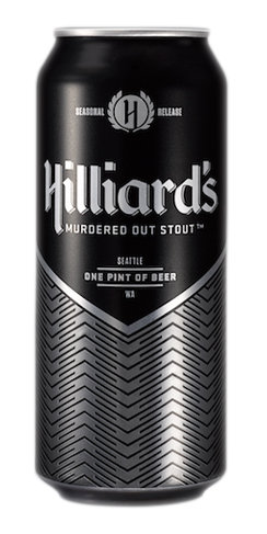Murdered Out Stout