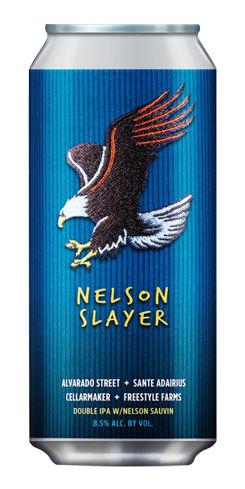 Nelson Slayer, Alvarado Street Brewery