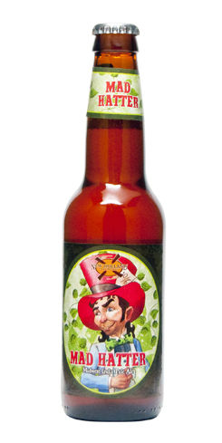 Mad Hatter IPA New Holland Beer