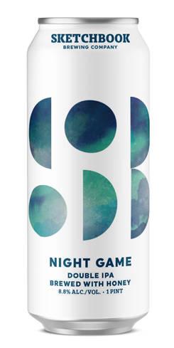 Night Game, Sketchbook Brewing Co.