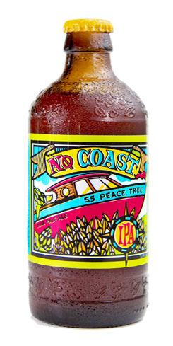 No Coast IPA by Peace Tree Bering Co.