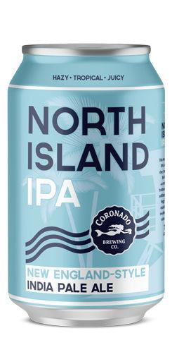 North Island IPA by Coronado Brewing Co.