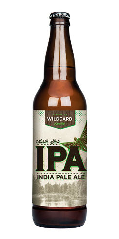 North State IPA Wildcard Brewing IPA beer