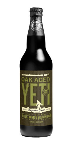 Oak Aged Yeti Beer Great Divide