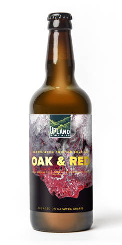 Oak & Red, Upland Brewing Co.