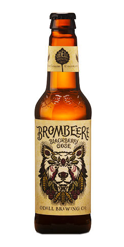 Odell Beer Brombeere Gose