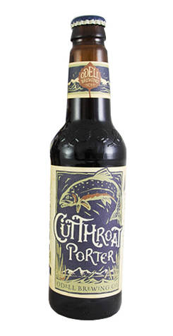 Cutthroat Porter Odell Brewing Beer