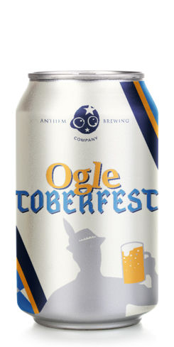 Ogletoberfest by Anthem Brewing Co.