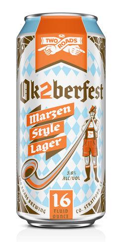 Two Roads Ok2berfest Beer Marzen