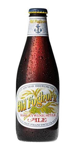 Anchor Brewing Foghorn Barleywine Beer