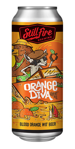 Orange Diva, StillFire Brewing