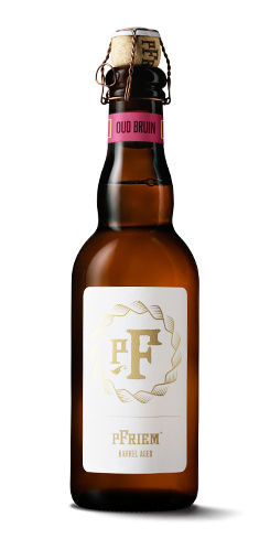 Oud Bruin by pFriem Family Brewers