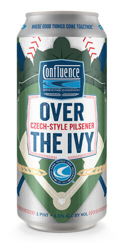Over the Ivy, Confluence Brewing Co.